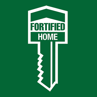 RPM Construction Technology Fortified Home Logo